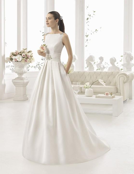 chester | novia | aire | vainise bodas - vestidos de novia, madrina
