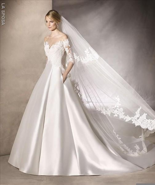 Vestidos novia outlet alcorcon